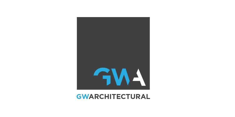 GW Architectural Logo Folio