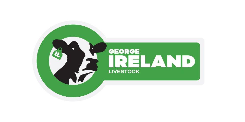 George Ireland Logo Folio