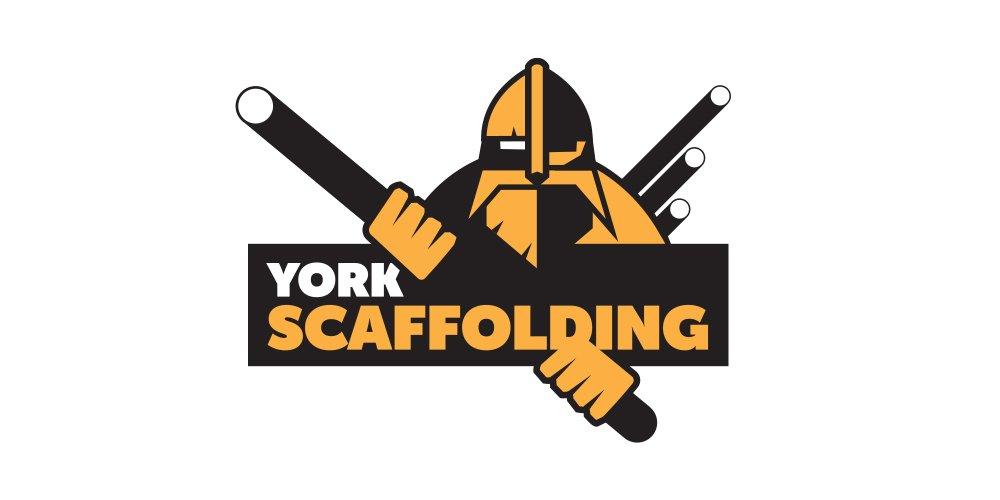 York Scaffolding Logo Folio